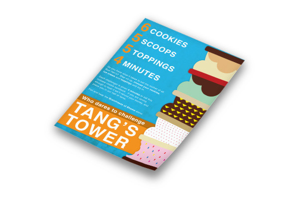 Chunk N Chip Tangs Tower Flyer